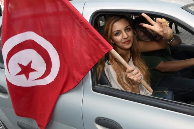tunisia Arab-spring