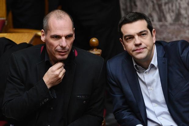 wirtschaft griechenland alexis-tsipras syriza
