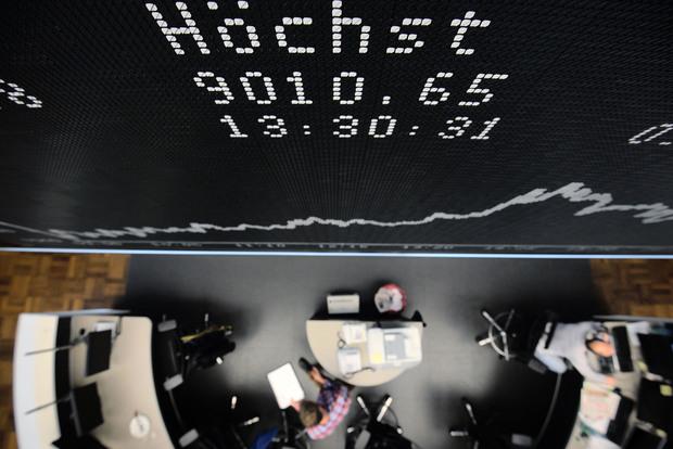 frankfurt dax Börse