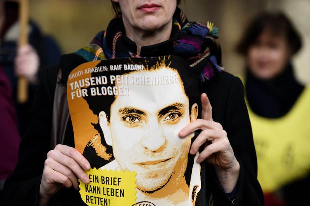 saudi-arabien oeffentlichkeit menschenrechte raif badawi