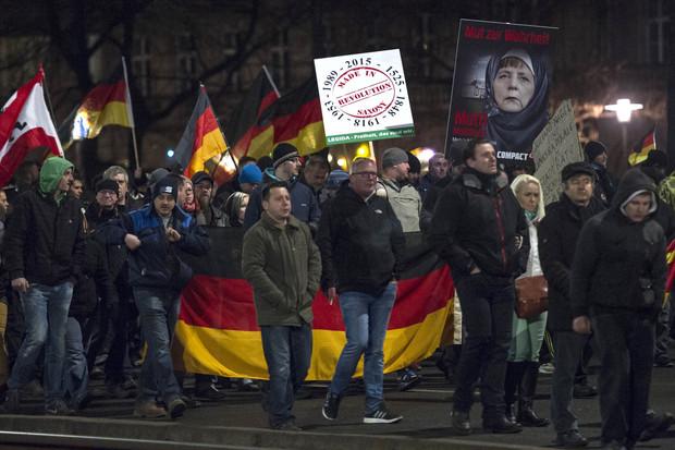 politische-kultur diskussionskultur pegida flüchtlingskrise