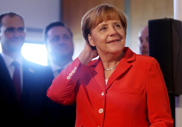 angela-merkel bundeskanzler merkel-kritik flüchtlinge flüchtlingskrise