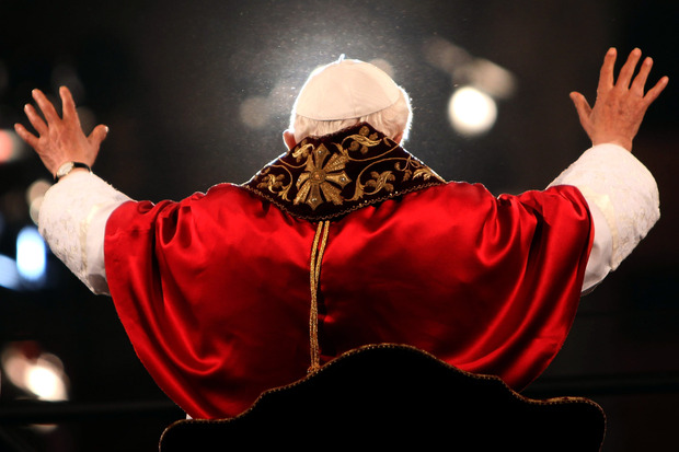 vatikan papst-benedikt-xvi papst-franziskus katholische-kirche