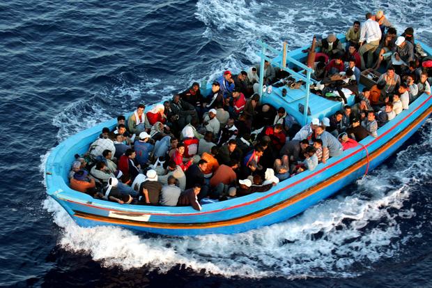 spd csu cdu migration mittelmeer flüchtlinge