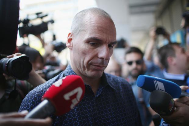 eurokrise griechenland yanis-varoufakis grexit