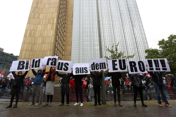 bild eurokrise griechenland
