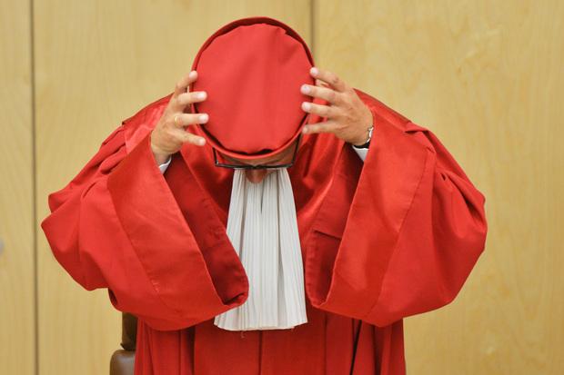 bundesverfassungsgericht jura betreuungsgeld rechtsstaat
