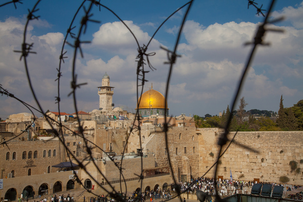jerusalem nahost-konflikt tempelberg
