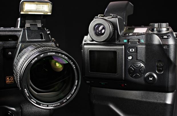 fotografie kamera